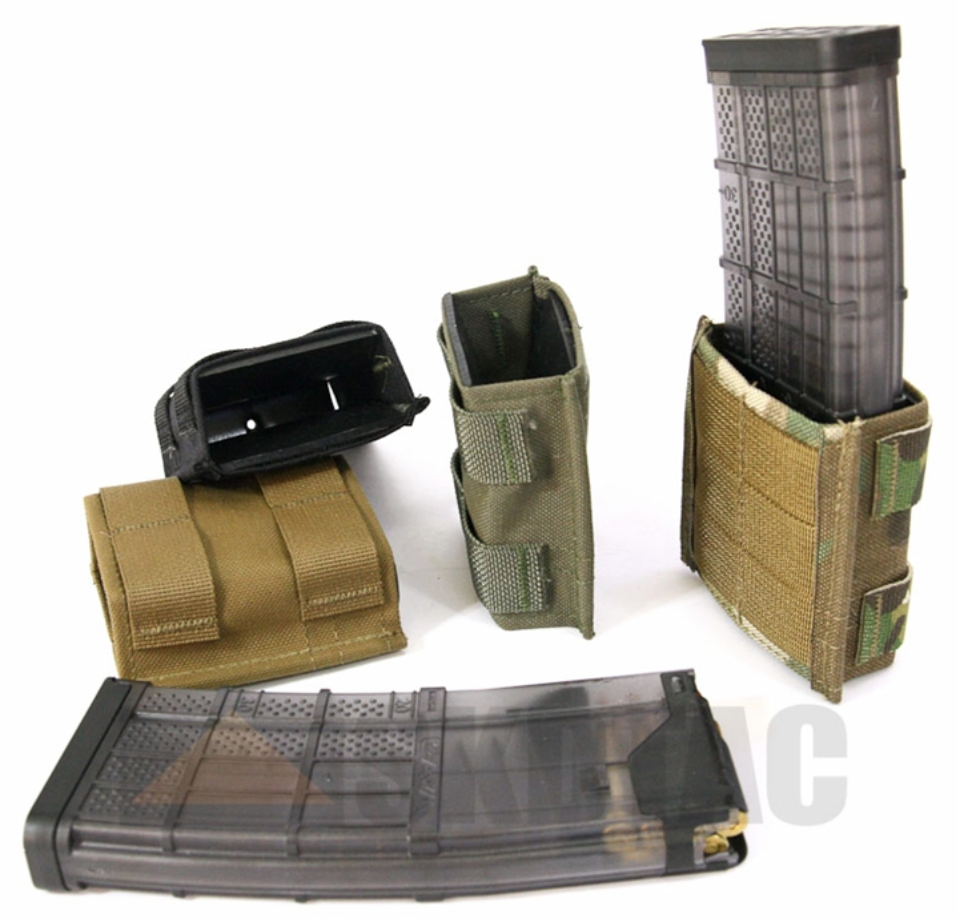 Esstac 5 56 Single Kywi Shorty Mag Pouch